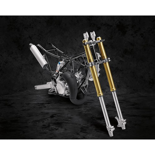 Fully adjustable front forks