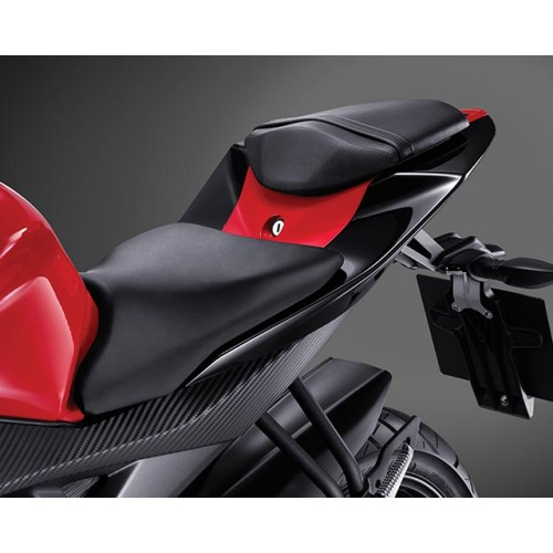 Split Seat with Pillion
