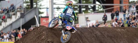 Yamaha Rules at King of MX