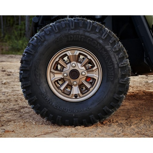 Unique Wheel and Tyre Package