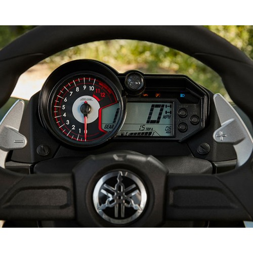 Supersport-Style Dashboard
