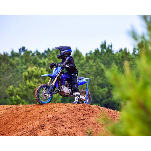 Aggressive YZ styling