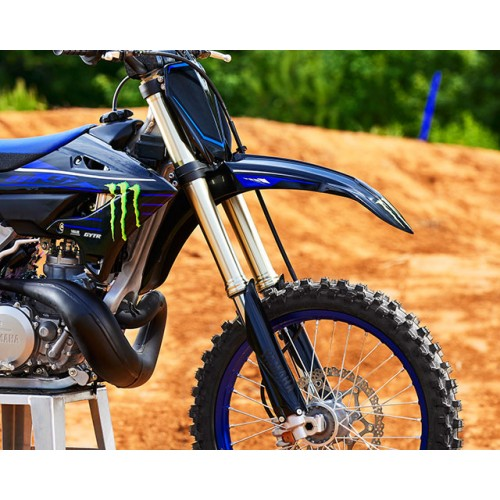 Industry-leading KYB suspension